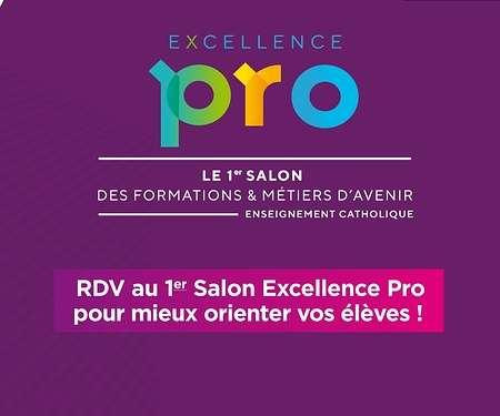 Salon Excellence Pro - Paris 0