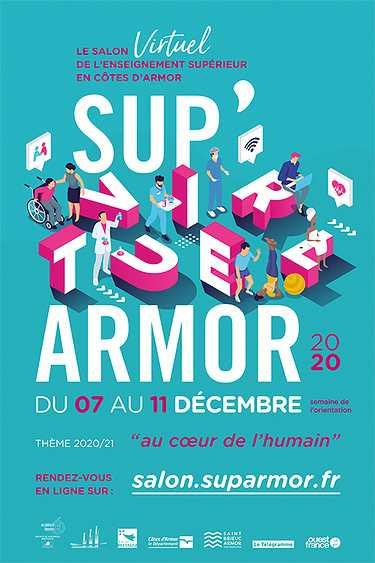 Salon Sup''Armor Virtuel Conférences 0